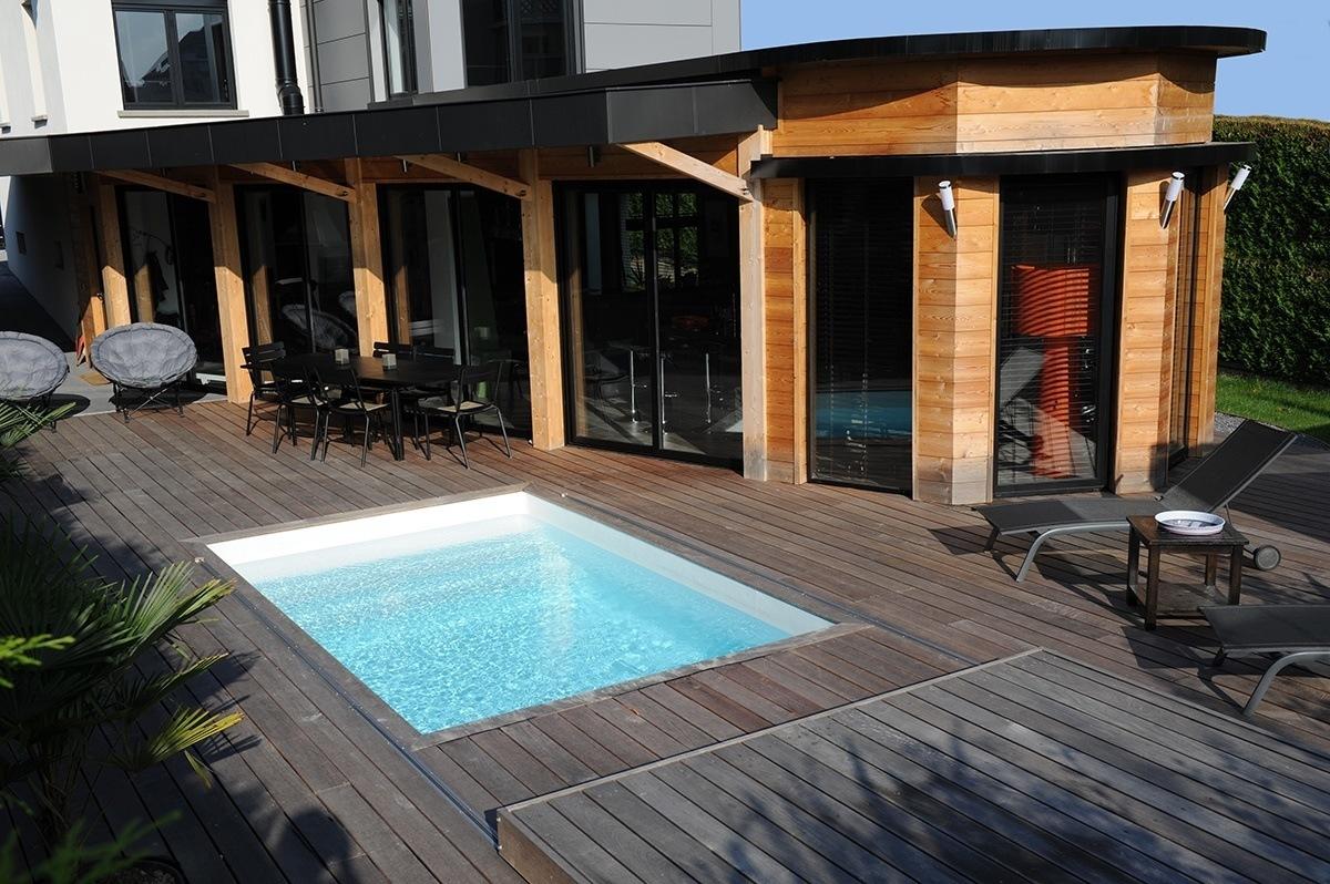 Rolling deck sur cr4b cran gevrier ouvert savoie for Photos de terrasses