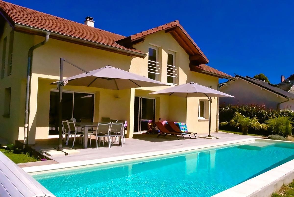 Construction piscine avec savoie piscines spas for Piscine aix les bain