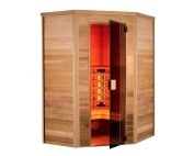 sauna 3 places