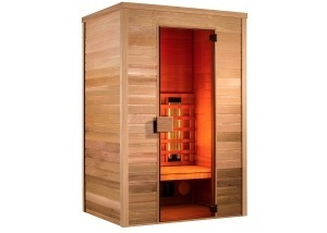 sauna 2 place magasin