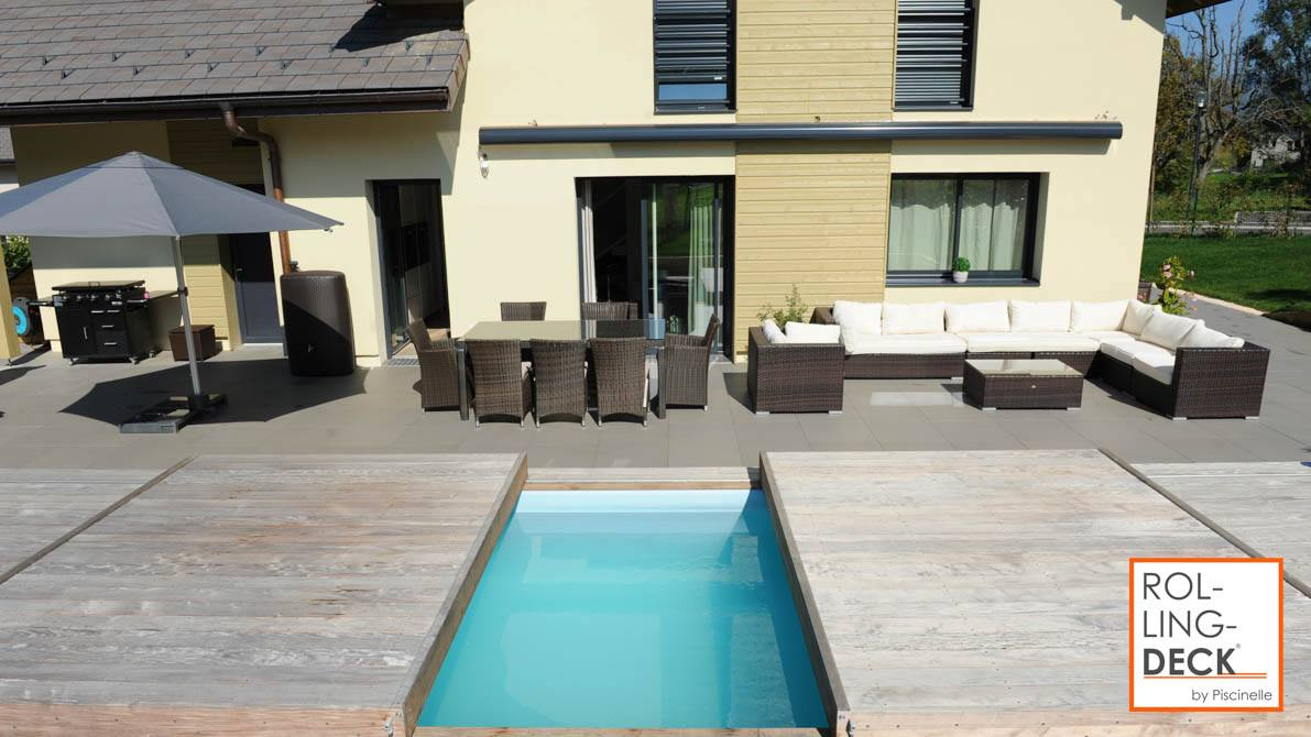 Rolling deck terrasse 5 savoie piscines spas for Piscine 01 gex