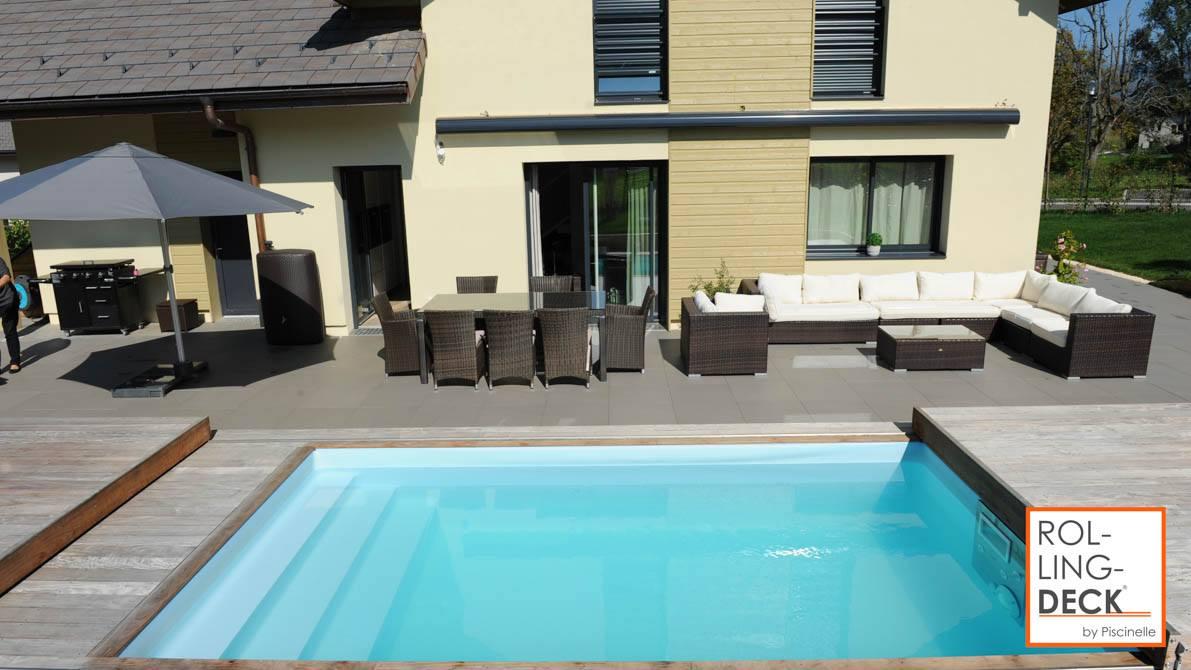 Rolling deck terrasse 6 savoie piscines spas for Piscine en savoie