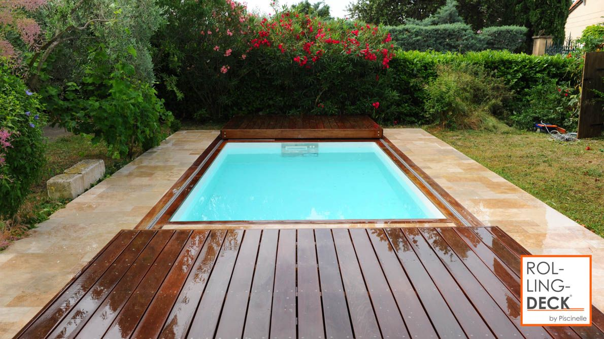 Rolling deck savoie piscines spas for Piscine 01 gex