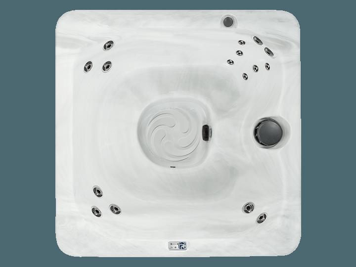 spa 4 places 160