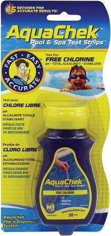 analyse chlore piscine