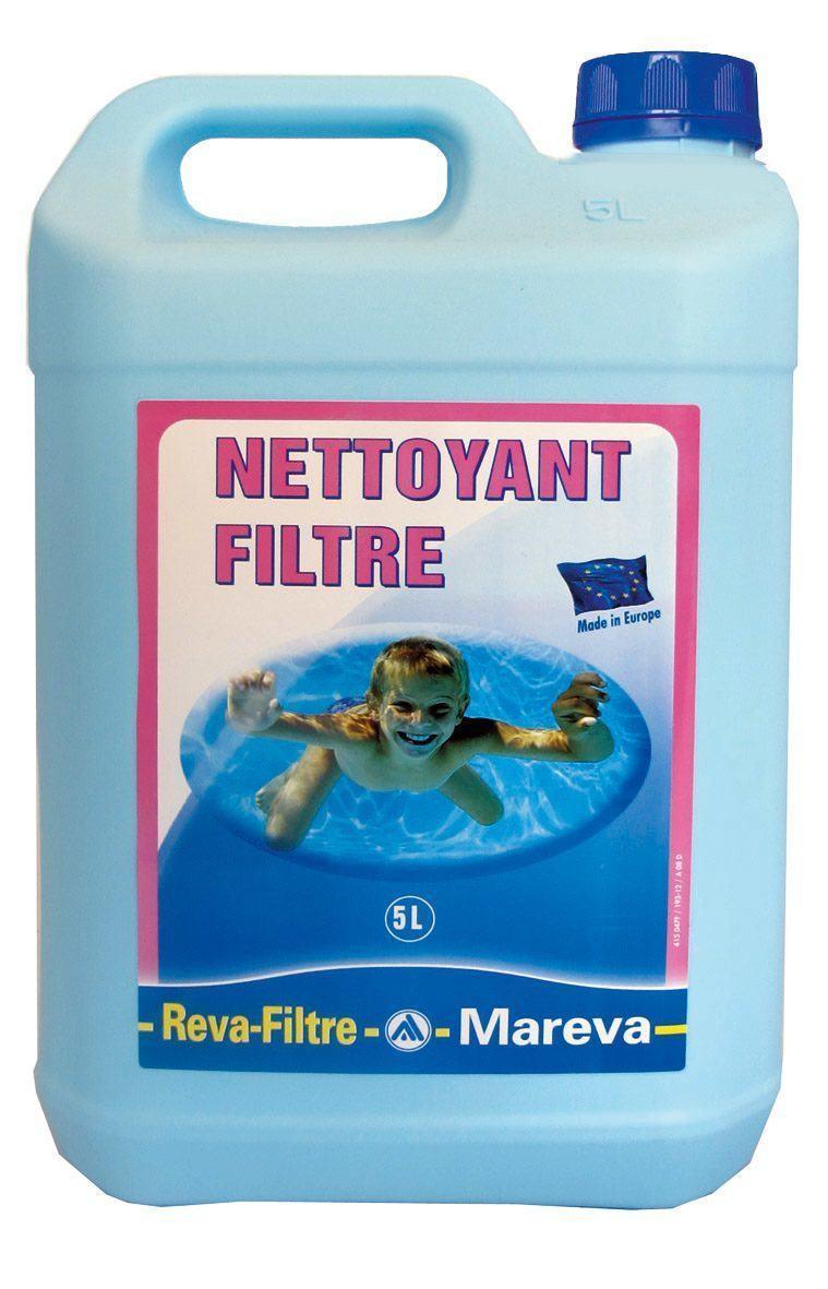 nettoyage filtre piscine