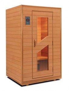 cabine sauna uv